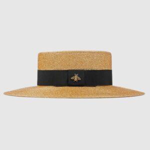 Gucci Lamé papier hat